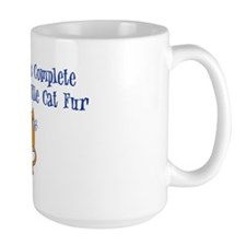 cat-fur-light Coffee Mug
