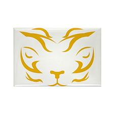 TigerGold Rectangle Magnet