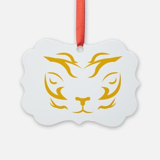 TigerGold Ornament