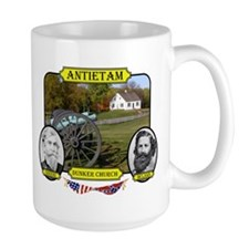 Antietam-Dunker Church Mugs