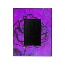 rose_purple_ipad Picture Frame