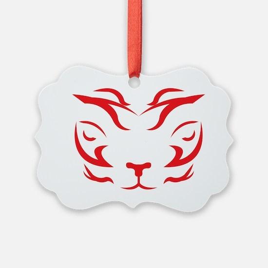 TigerRed Ornament