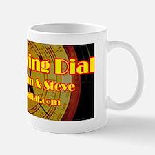 The Glowing Dial_page type logo (5x2) Mug