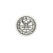 secret seal of solomon Mini Button