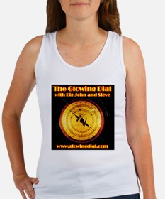 The Glowing Dial_page type logo ( Women's Tank Top