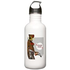 cupid_mysterious_draft Water Bottle