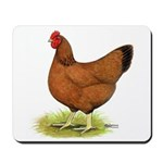 Red Hen Mousepad