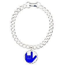 I Love You Blue.gif Bracelet