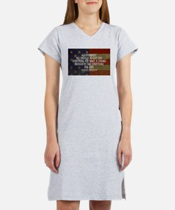 5x3_jefferson_big_govt_01.jpg Women's Nightshirt