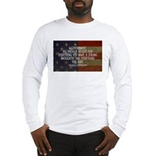 5x3_jefferson_big_govt_01.jpg Long Sleeve T-Shirt
