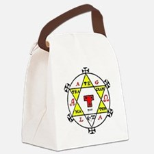 seal solomon to control Canvas Lunch Bag