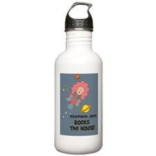 SR interplanet janet c Water Bottle