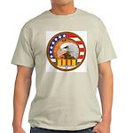 Masonic Vietnam Veteran Ash Grey T-Shirt