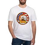 Masonic Vietnam Veteran Fitted T-Shirt