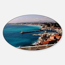 Nice Port Sticker (Oval)