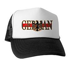 germaneagleacross Trucker Hat