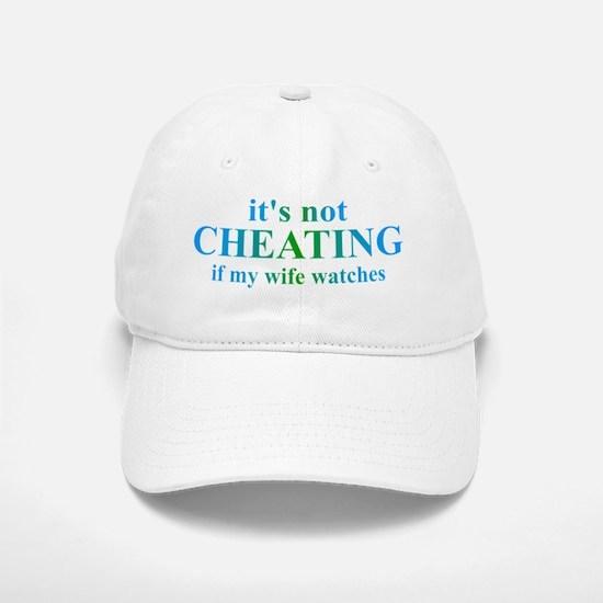 Cheating Wife Baseball Baseball Cap