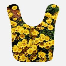 Little Sunflower Throw Pillow Bib