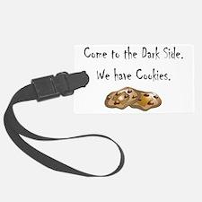 Dark Side Cookies Luggage Tag