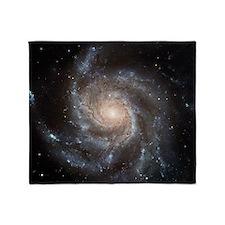 Spiral Galaxy (M101) Blanket