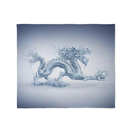 Water Dragon Blanket