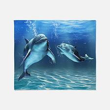 Dolphin Dream Blanket