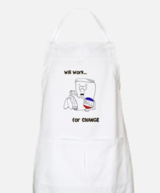 SR bill colored Apron