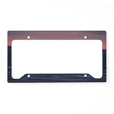 Oregon Sunset License Plate Holder