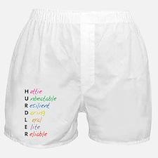 Hurdler Boxer Shorts