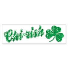 chi-rishshamrock Bumper Sticker