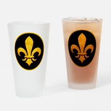 FleurYfauxBRtr Drinking Glass