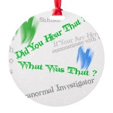 hear Ornament