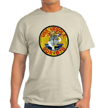 vesole patch ddr transparent Light T-Shirt
