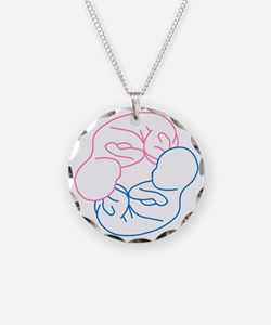 b-g-twin-belly-baby Necklace