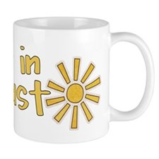 august Small Mug