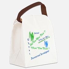 hear2 Canvas Lunch Bag