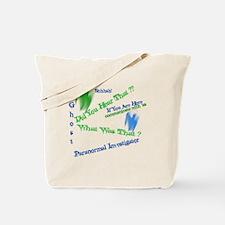 hear2 Tote Bag