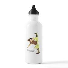 well go fly Water Bottle