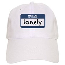 Feeling lonely Baseball Baseball Cap