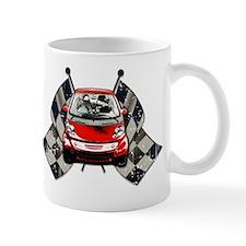 Smart Checkered Mug