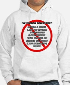 The Shadow Government Blk Hoodie
