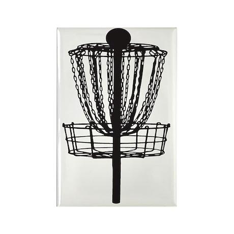 DG Basket Rectangle Magnet
