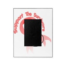 Support the survivors ribbon mousey  Picture Frame