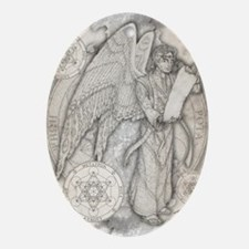 MetatronNEW10x14 Oval Ornament