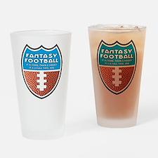 FFB Logo Drinking Glass