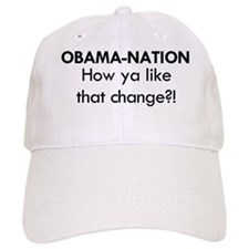 Obama 2 Baseball Cap