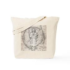 AzraelSquare Tote Bag