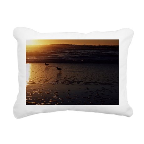 File6484-Oct Rectangular Canvas Pillow