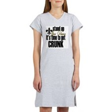 stand up Women's Nightshirt