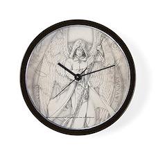 RaphaelSquare Wall Clock